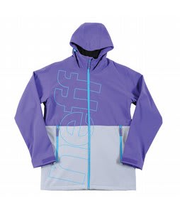 Neff Daily Shell Jacket Purple/Grey