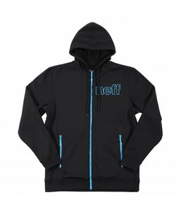 Neff Daily Shred Hoodie Black