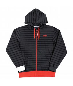 Neff Daily Stripe Hoodie Black