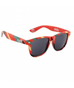 Neff Daily Sunglasses Rasta Lens