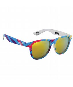 Neff Daily Sunglasses Wild Tiger Lens