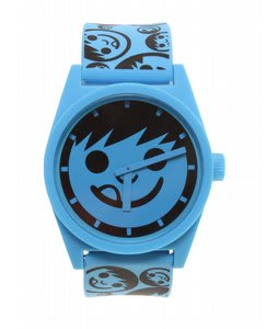 Neff Daily Sucker Watch Cyan S-Band