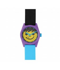 Neff Daily Sucker Watch Yellow/Purple/Cyan