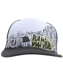 Dakine Ac Series Trucker Cap Black