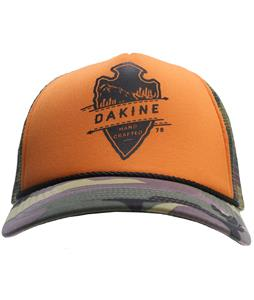 Dakine Arrowhead Trucker Cap Orange