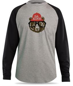 Dakine Bear Tech L/S T-Shirt Heather