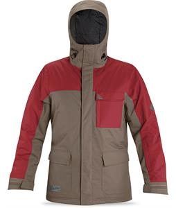 Dakine Bishop Snowboard Jacket Crimson/Falcon