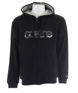 Dakine Block Zip Hoodie Black