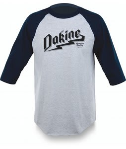 Dakine Brue Raglan T-Shirt Heather/Navy