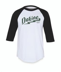 Dakine Brue Raglan Black/White
