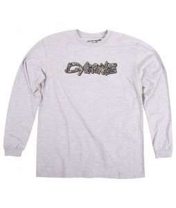Dakine Camo Script L/S Shirt Heather