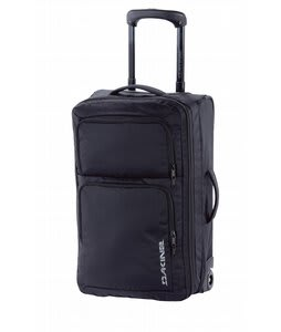 Dakine Carry On Roller Travel Bag Black 