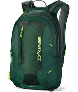 Dakine Chute 16L Backpack Forest