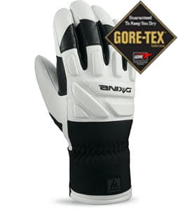 Dakine Commander Gore-Tex Gloves Ivory
