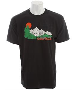 Dakine Country T-Shirt Black