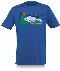Dakine Country T-Shirt Royal