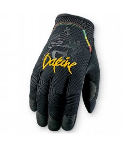 Dakine Covert Bike Gloves Rasta