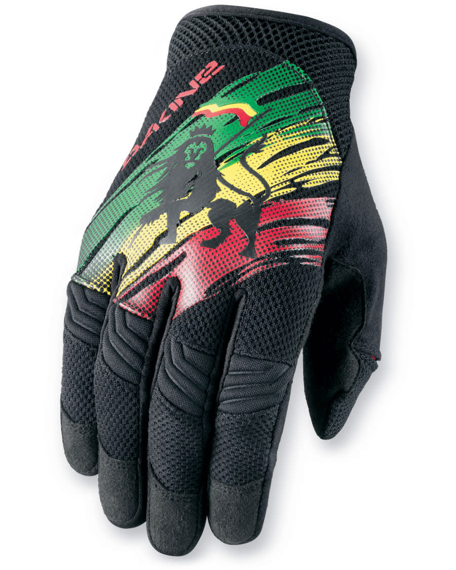 Shop for Dakine Covert Bike Gloves Rasta - Men's