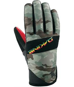 Dakine Crossfire Gloves Rasta