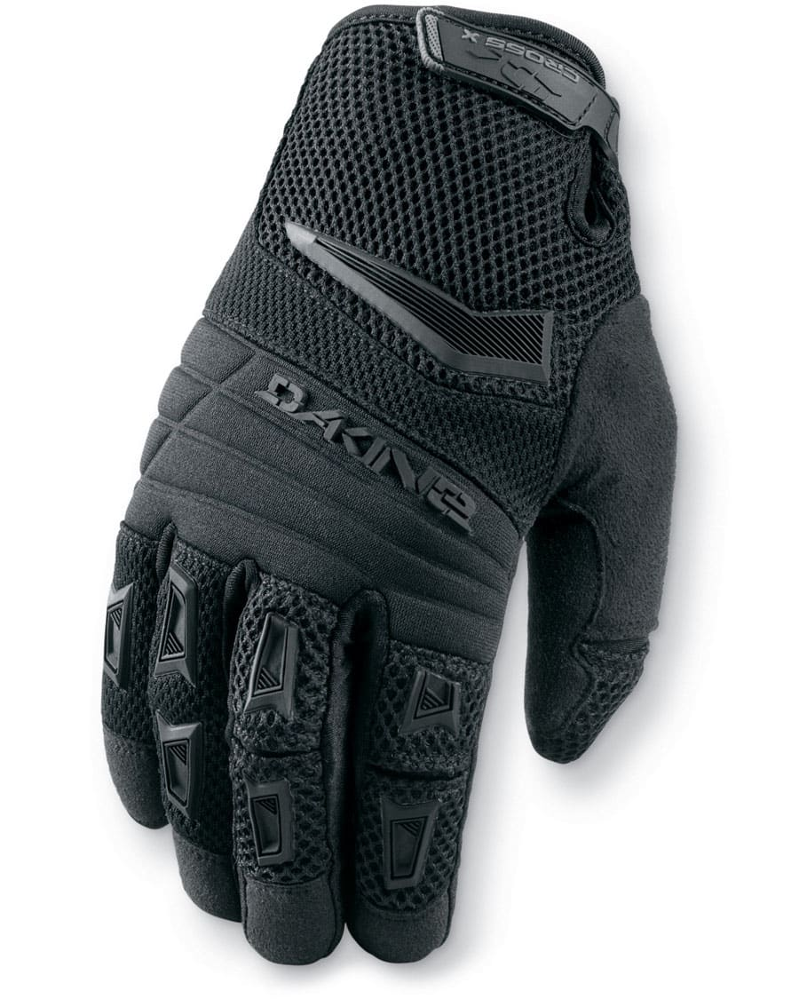 Shop for Dakine Cross X Bike Gloves Black - Men's