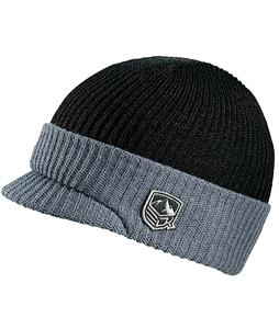 Dakine Cuff Visor Beanie Black