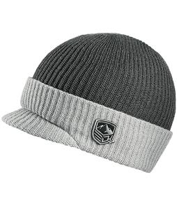Dakine Cuff Visor Beanie Grey