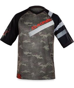 Dakine Descent Bike Jersey Timber