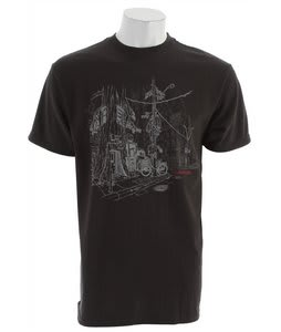 Dakine District T-Shirt Black