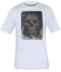 Dakine DK Skull T-Shirt White