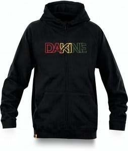 Dakine Drop Out Hoodie Black
