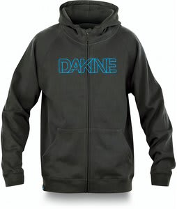 Dakine Drop Out Hoodie Charcoal