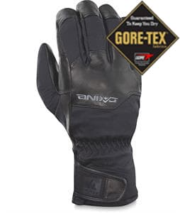 Dakine Excursion Gore-Tex Gloves Black