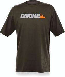 Dakine Explore T-Shirt Chocolate