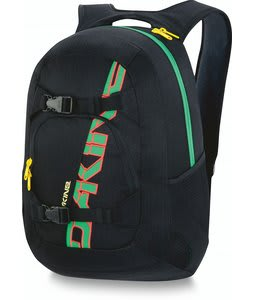 Dakine Explorer 26L Backpack Black/Rasta