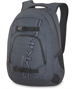 Dakine Explorer 26L Backpack Black Stripes