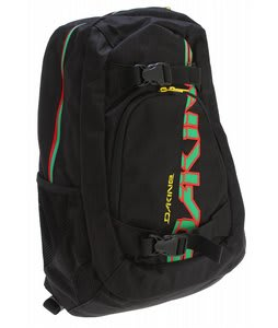 Dakine Explorer Backpack Rasta