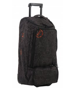 Dakine Ez Traveler 90 Travel Bag Black Chop Shop