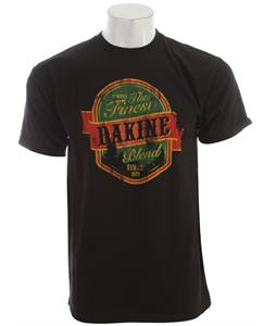 Dakine Finest Blend T-Shirt Black