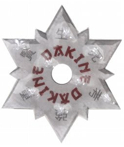 Dakine Flake Mat Snowboard Stomp Steel