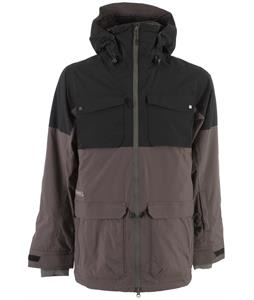 Dakine Force Snowboard Jacket Black/Charcoal