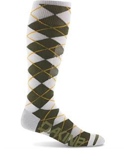 Dakine Freeride Socks Argyle