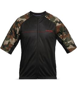 Dakine Full Throttle Bike Jersey Camo