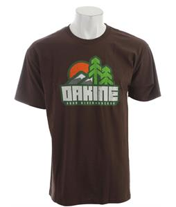 Dakine Good Times T-Shirt Chocolate
