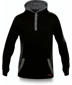 Dakine Gunner Hoodie Baselayer Top Black