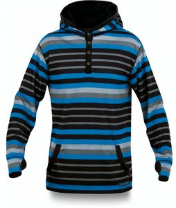 Dakine Gunner Hoodie Baselayer Top Blue