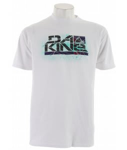 Dakine Guys Division T-Shirt White 