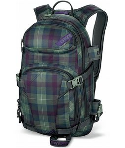 Dakine Heli Pro 18L Backpack Tartan