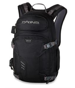 Dakine Heli Pro Dlx 20L Backpack Black