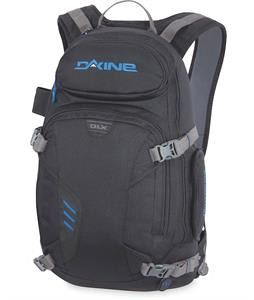 Dakine Heli Pro DLX Backpack Black 20L