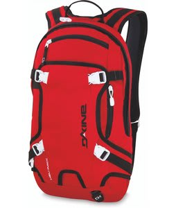 Dakine Heli Pack 11L Backpack Red